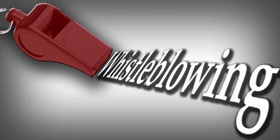 ¿Qué es el Whistleblowing?
