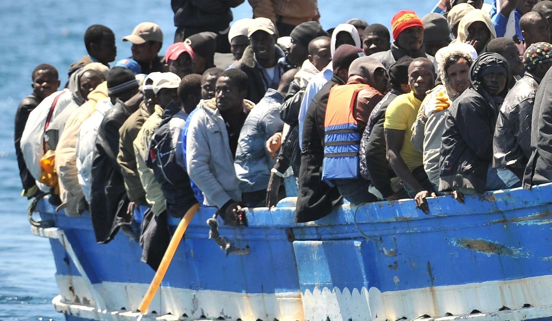 Inmigración Ilegal – Abodagos en Italia especializados.
