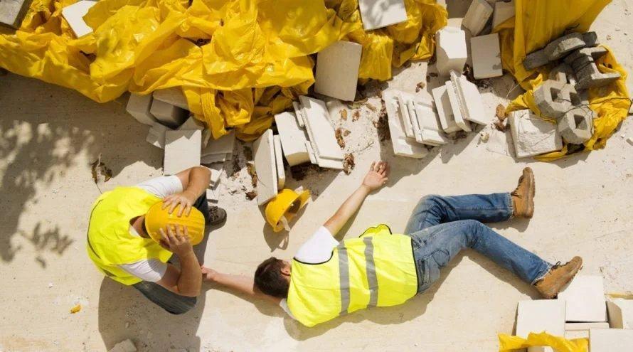 Rappresentazione di lesioni colpose sul lavoro