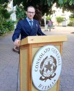 Carlo Michel Giordano