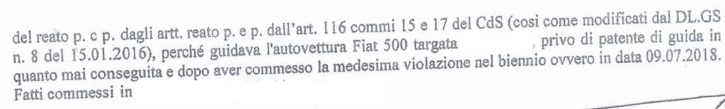 Senztenza Guida-Senza-Patente2