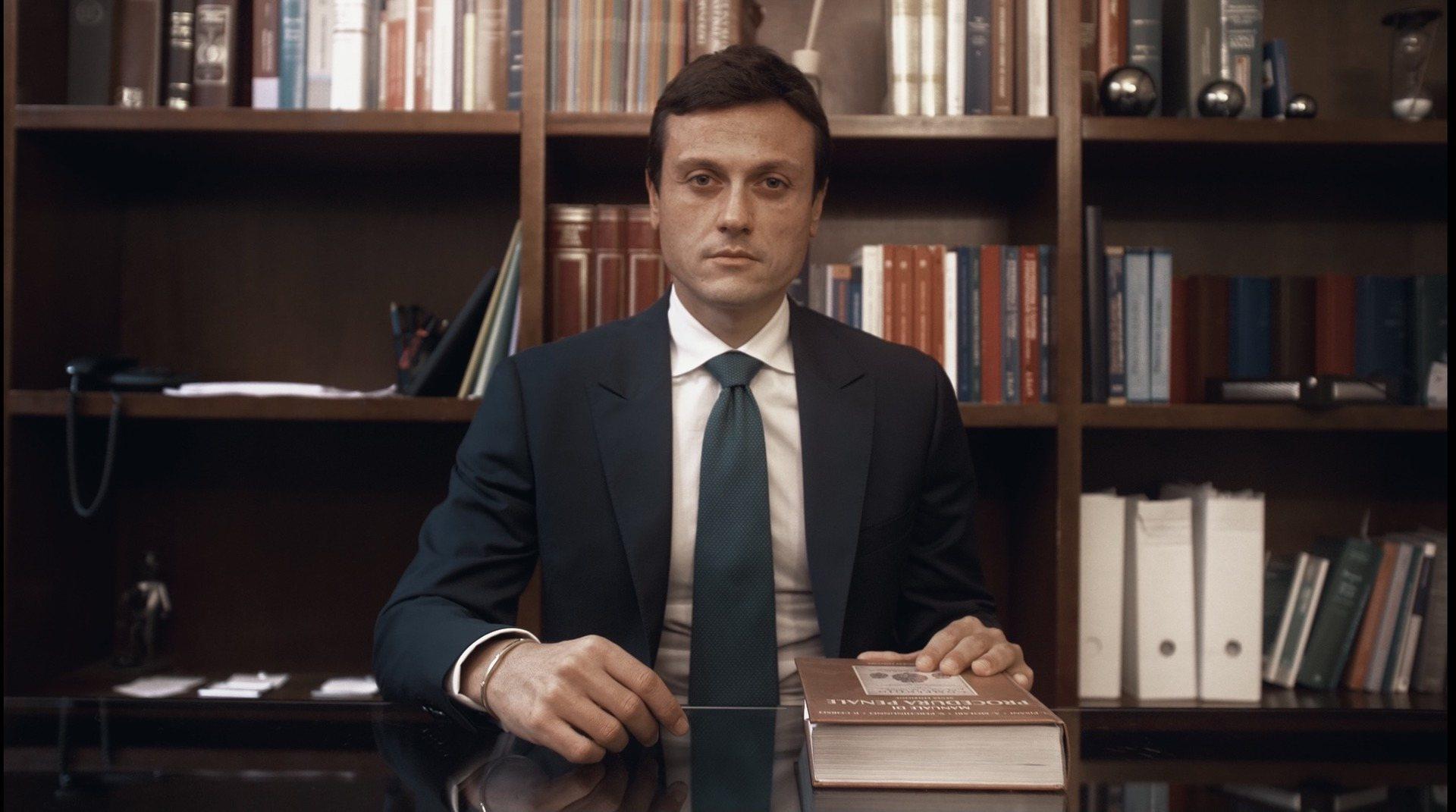 Avvocato Vincenzo Ezio Esposito