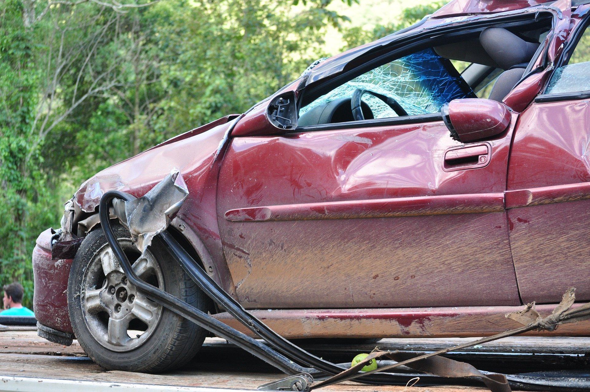 accident de route en italie