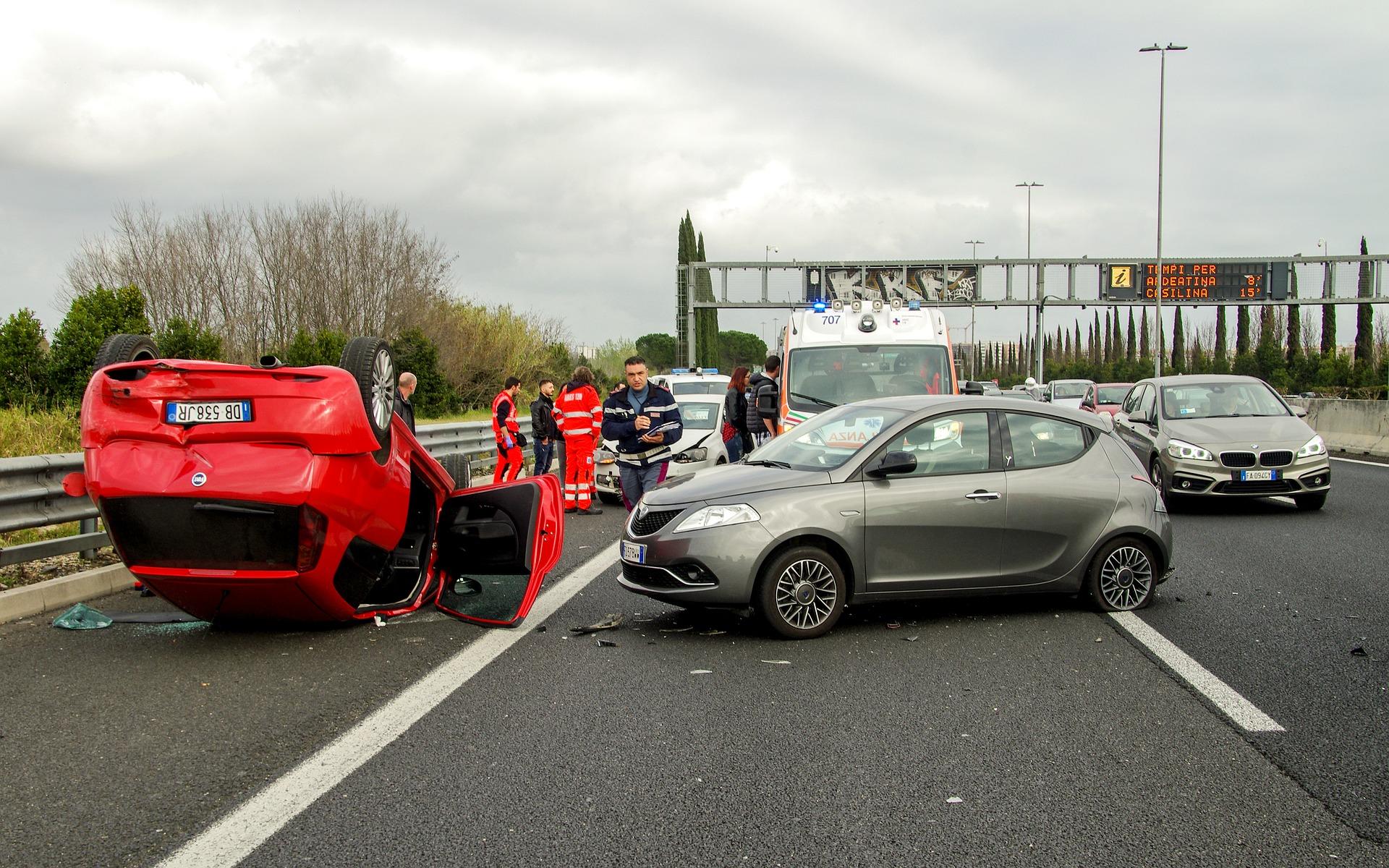Cosa fare in caso di Incidente Stradale? Evitare Responsabilità Penali
